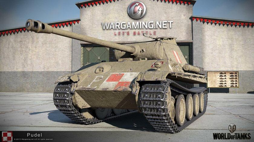 Pizza czołgisty z kuponem na czołg w World of Tanks