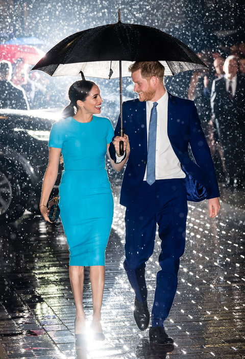 Meghan and Harry  [TownAndCountry]