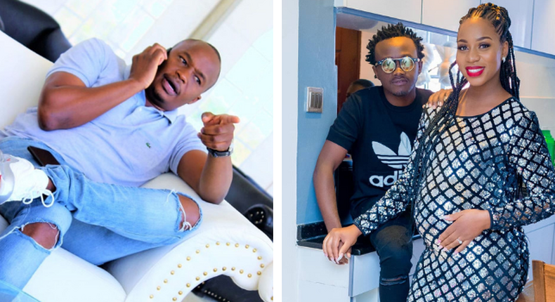 Jaguar intervenes amid Bahati's cheating scandal
