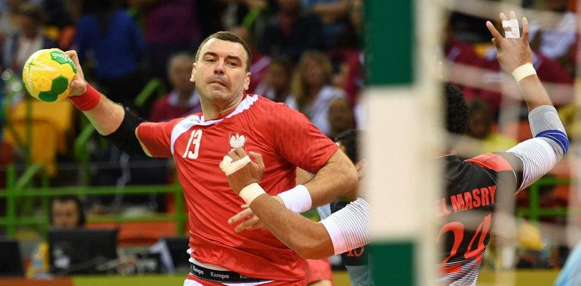 Bartosz Jurecki w reprezentacji piłkarzy ręcznych. Został asystentem trenera
