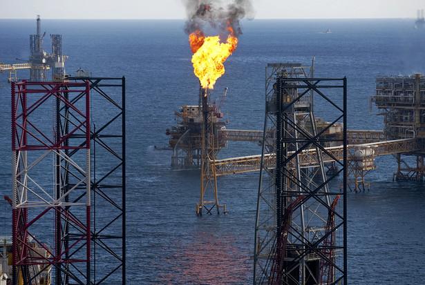 Platforma naftowa