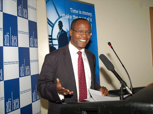NIC Bank Managing Director John Gachora. (The Star)