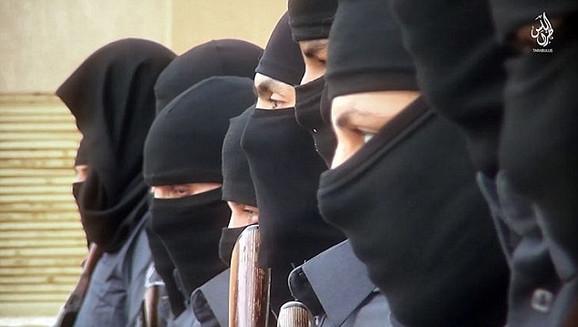 Osumljičeni su pripadnici Islamske države, tvrdi kosovska policija