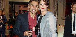 Robert Korzeniowski z młodszą żoną na imprezie! ZOBACZ