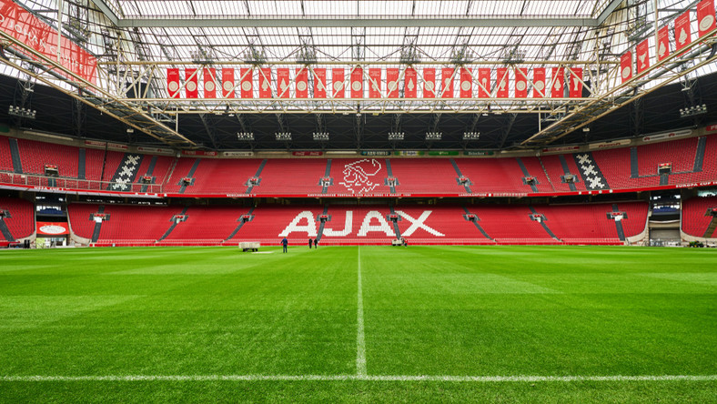 Stadion Ajaksu Amsterdam