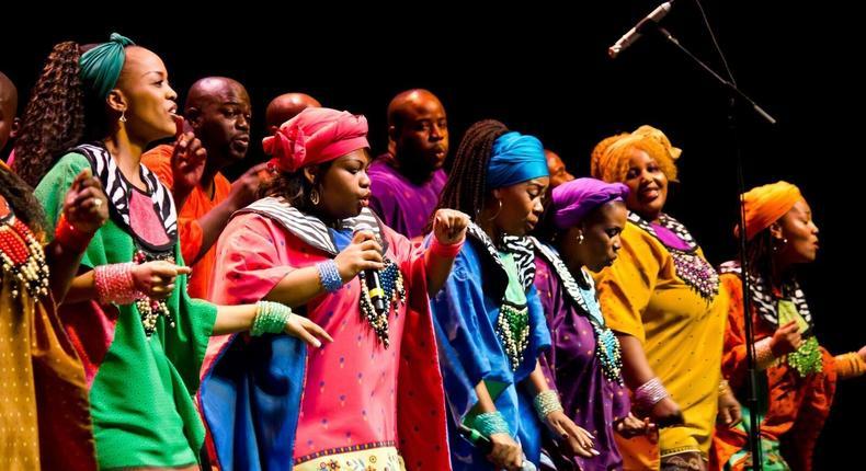 Soweto Gospel Choir grab a third Grammy win [Mountain Democrat]