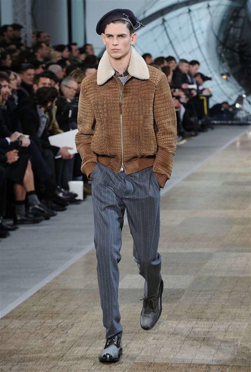 Louis Vuitton dla mężczyzn jesień zima 2012 2013