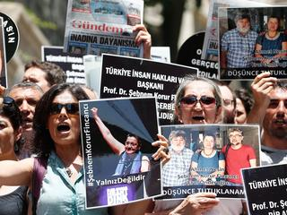 Press freedom activist arrested in Turkey over spreading terrorist propaganda