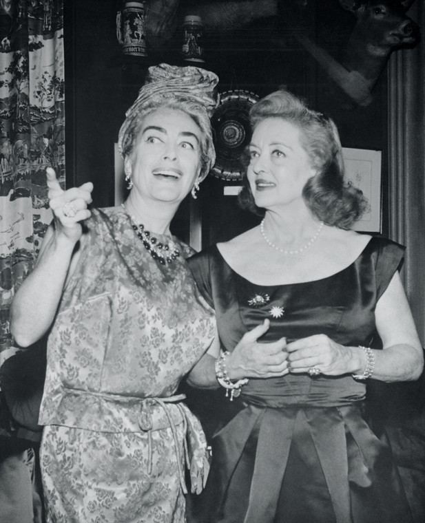 Joan Crawford i Bette Davis