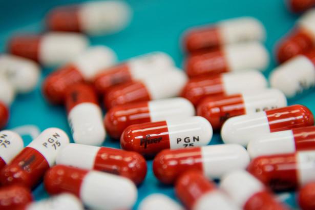 Leki firmy Pfizer