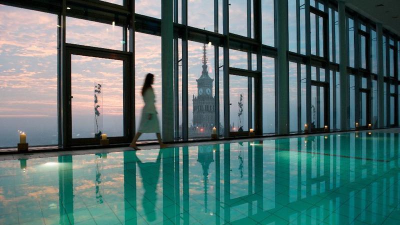 RiverView Wellness Centre w hotelu Intercontinental w Warszawie