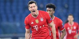 Liga Mistrzów. Bayern rozbił Lazio, Lewandowski przegonił Raula