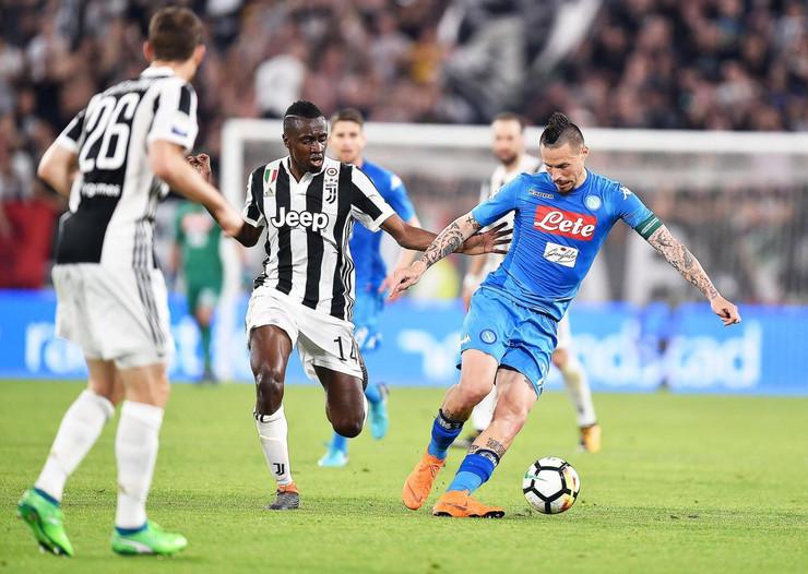 FK Juventus, FK Napoli