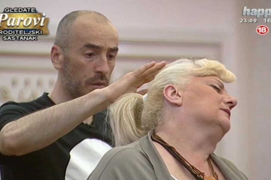 Alen Azarić i Vesna Rivas