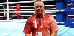 Policjant z Łodzi - jedyny Polak - sędzia na igrzyskach w Tokio