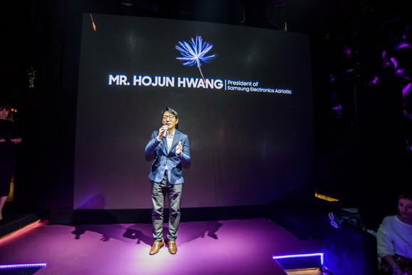 Hojun Hwang, predsednik Uprave regionalnog predstavništva Samsung Electronics