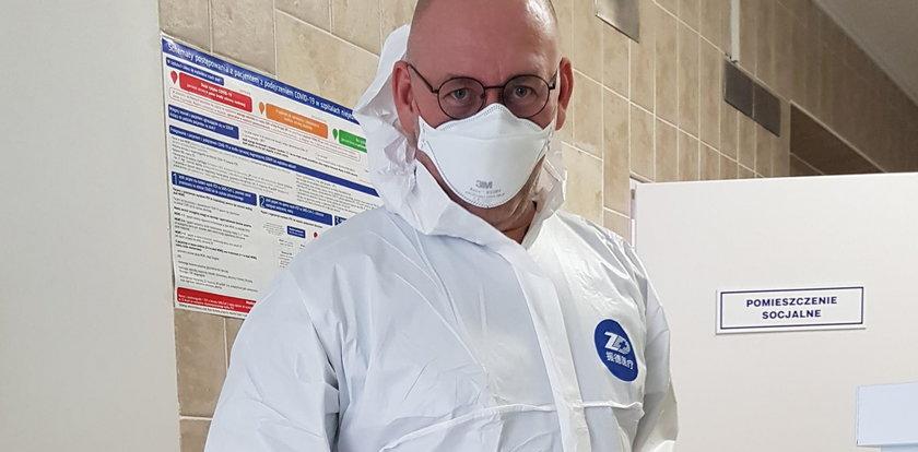 Szpitale pozlepiane na plaster i bandaże. Przerażająca opowieść ze środka SOR