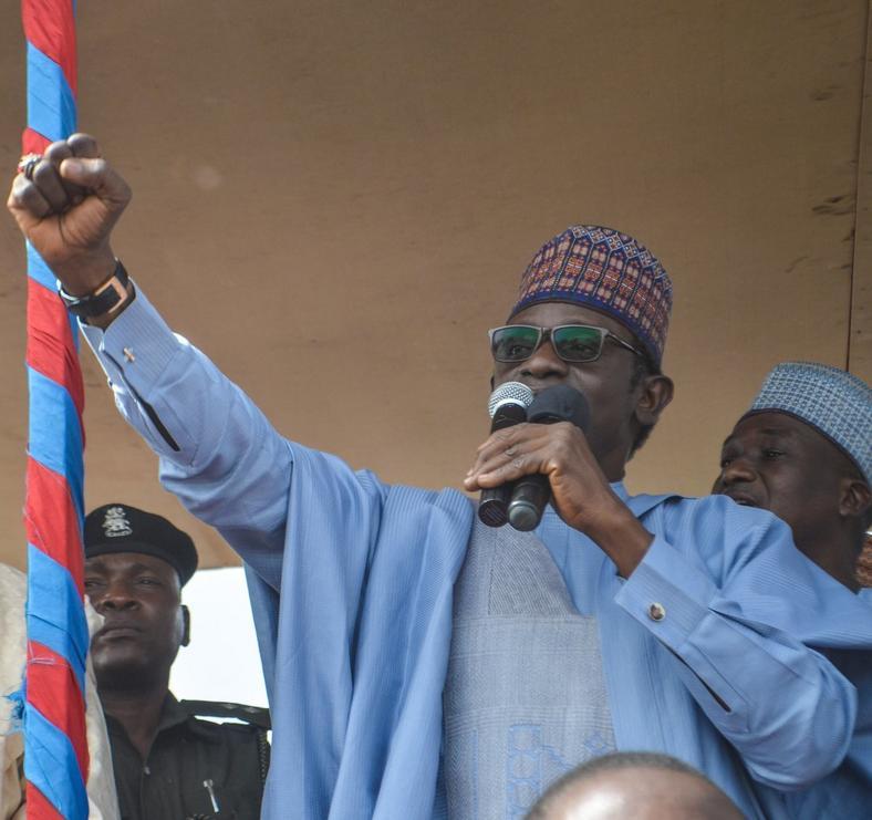 Mai Mala Buni is Yobe State's governor-elect