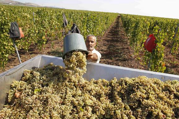 Cilj Projekta je da se unapredi vinarstvo i vinski turizam