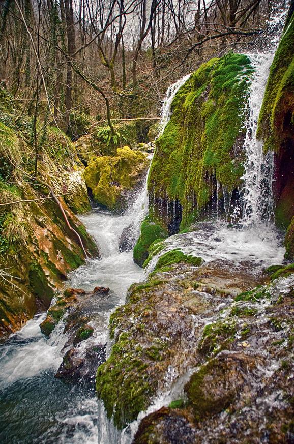 Kanjon reke Panjice