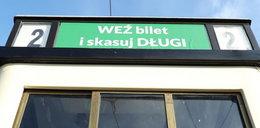 Niezwykła akcja w tramwaju w Gdańsku. Chodzi o długi!