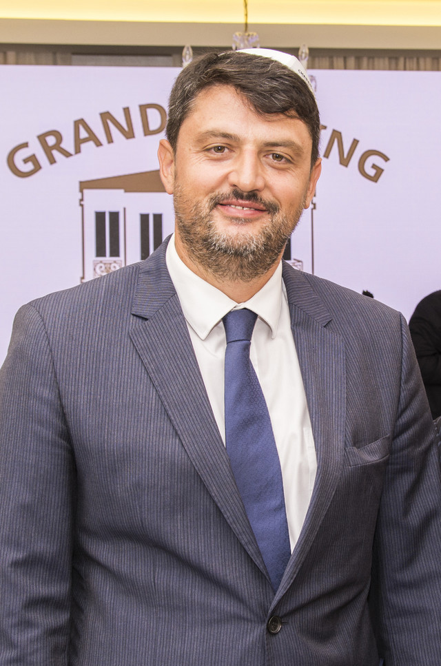 Vladimir Bozovic, Serbian Ambassador to Montenegro
