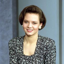 Kinga Rusin świętuje 25-lecie kariery. Jak wyglądała na początku pracy w mediach?