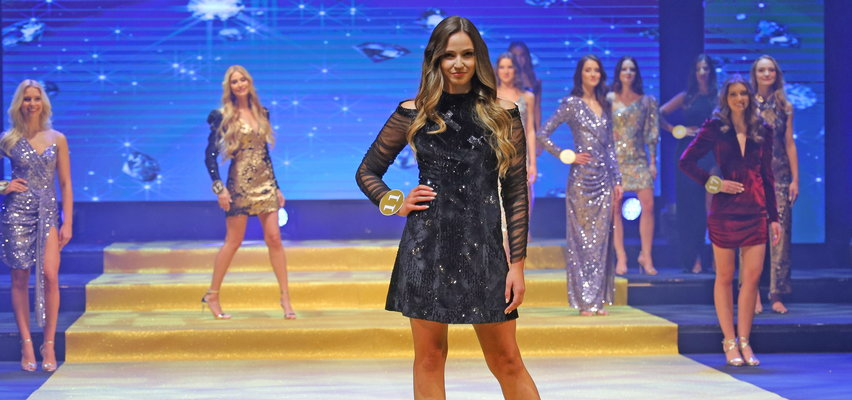 Julia Baryga - nowa Miss Polonia Województwa Łódzkiego 2021!