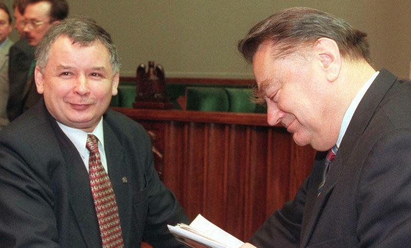 Były poseł PC zdradza dawną tajemnicę Kaczyńskiego