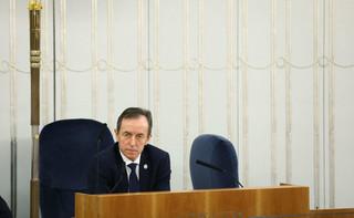 KO, Lewica i PSL chcą zmian w Regulaminie Senatu. PiS: Te zapisy mają chronić Grodzkiego