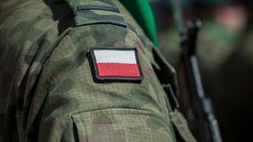 Polski żolnierz nadał synkowi imię po zmarłym koledze, który uratował mu życie