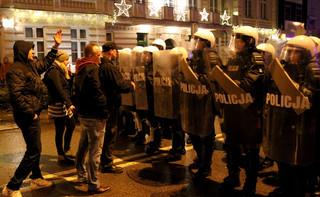 Błaszczak: Trzeba wyjaśnić, czemu policja w Ełku nie reagowała od razu