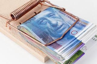 Biedni, biedniejsi, zadłużeni w złotym i we franku