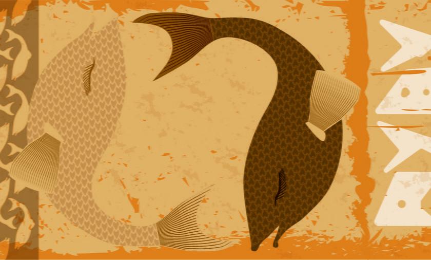 Ryby to dwunasty, ostatni astrologiczny znak zodiaku