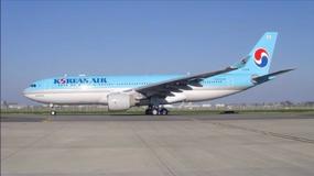 Ewakuacja pasażerów po awarii silnika na lotnisku w Tokio
