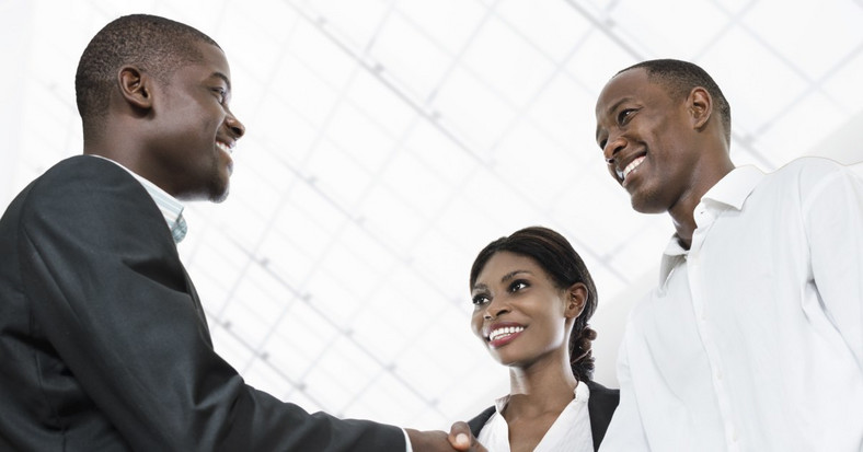 Don't be shy to meet people and ask questions as a new employee. (Econetwireless)