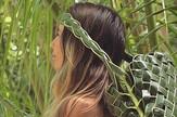 Blogerka Australija džungla prtscn