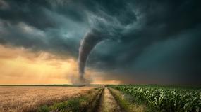 Ocieplenie klimatu sprzyja burzom i tornadom