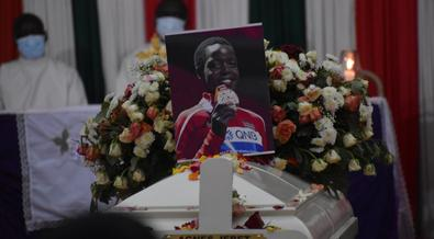 Olympic greats grace Agnes Tirop's funeral