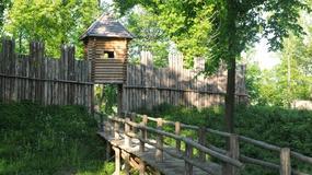 Karpacka Troja - świadek czasów chrztu Polski