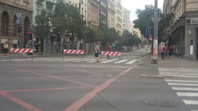 Zatvorene ulice