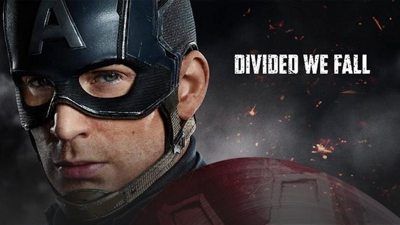 """Captain America: Civil War"" - plakat"