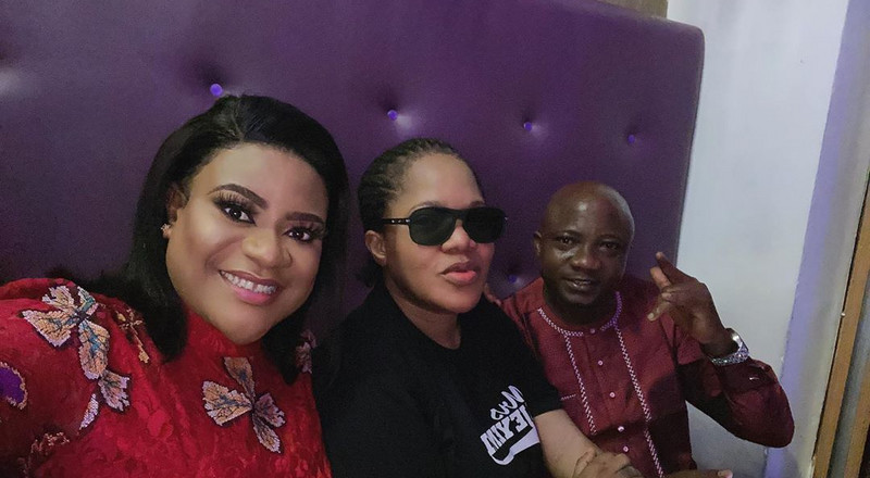 Toyin Abraham features Sanyeri, Broda Shaggi in 'Fate of Alakada: The Party Planner'