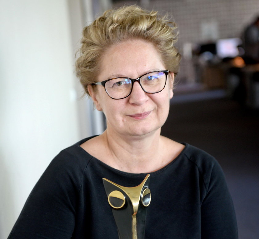 Karina Koniczna dziennikarka Faktu