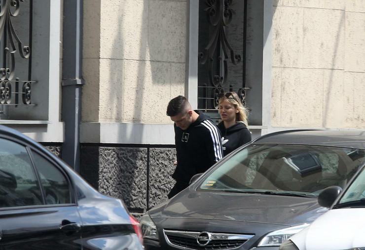 Sofija Milošević i Luka Jović