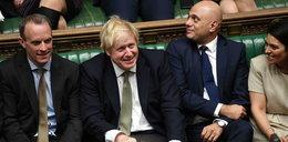 Posłowie zagłosowali ws. brexitu. Boris Johnson triumfuje