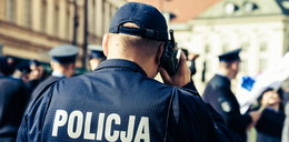 Szokujące sceny w lokalnej rozgłośni. Policja zatrzymała prezentera tuż przed wejściem na antenę