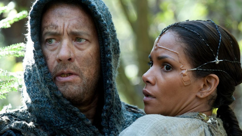 "Tom Hanks i Halle Berry w filmie ""Atlas chmur"""