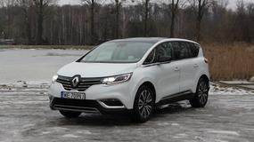Renault Espace Initiale Paris - wygodny ale kapryśny | TEST