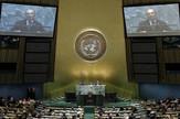 Gradonačelnik Njujorka Majkl Blumberg obraća se Generalnoj skupštini UN